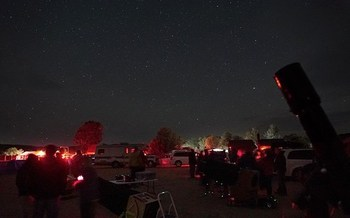 Theodore Roosevelt National Park is hosting the seventh Dakota Nights Astronomy Festival. (nps.gov)