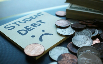In 2018, two out of 10 people who owe money on their student loans were behind on their payments, according to the Federal Reserve. (Adobe stock)