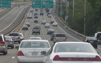 Vehicle emissions are the leading cause of air pollution in Northern Virginia. (Neonfire/Wikipedia)