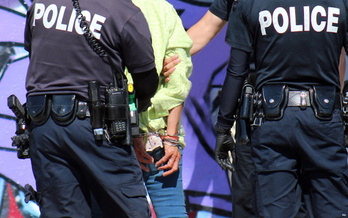 Local police are not authorized to arrest people for civil immigration violations. (wademcmillan/Adobe Stock)