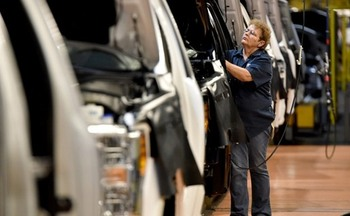 Nearly 80,000 New York jobs are supported by exports within North America. (Ford Motor Co.)