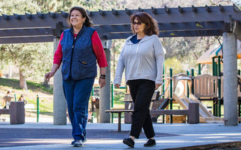 The State of California is working toward a more livable, walkable, age-friendly future. (AARP California)