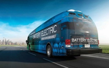A new report from the Arizona PIRG Education Fund finds that converting to a fleet of electric buses can reduce emissions and lower operating costs. (ProterraCatalyst)<br /><br />