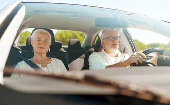 About 700 older Idahoans have taken driver safety courses from AARP to freshen up their skills. (Syda Productions/Adobe Stock)