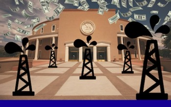 State economists say New Mexico state government is increasingly reliant on surging income from the oil and natural gas sectors. (progressnownm.org)