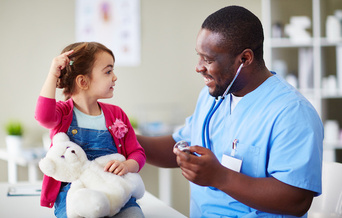 As of 2018, a total of 40,000 children in Kentucky are growing up without health insurance coverage, according to the Georgetown Center for Children and Families. (Adobe Stock)<br />