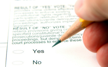 A study finds Washingtonians need an average of nine years of education to understand 2019 ballot measures. (Scott Van Blarcom/Adobe Stock)