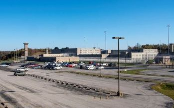 The United States Penitentiary Big Sandy, located near Inez, Ky., has a prison population of about 1,300 men. (Roger May)