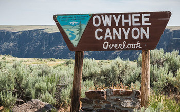 A bill in Congress would protect more than a million acres of Owyhee Canyonlands as wilderness. (U.S. Bureau of Land Management/Flickr)