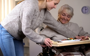 The Virginia Family Caregivers Income Tax Credit would help offset a family�s out-of-pocket expenses for taking care of loved ones. (Adobe Stock)