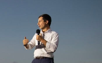 Democratic presidential candidate Pete Buttigieg is rising in Democratic primary states Iowa and New Hampshire, ranking second and third, respectively, in the most recent polls. (Pete for America website)