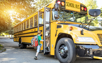 The school bus drivers' union in Renton pushed back against longer hours and won. (Stuart Monk/Adobe Stock)