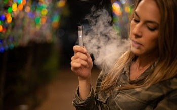 A recent study by the Food and Drug Administration found that a quarter of all high school students used e-cigarettes in 2019, up five percentage points from last year. (Ethan Parsa/Pixabay)