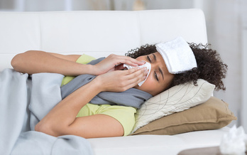More than 647,000 people were hospitalized for flu-related complications in 2018, according to the Centers for Disease Control and Prevention. (Adobe Stock)