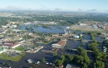 Minnesota officials say more flood damage is occurring beyond the typical mapped high-risk areas, resulting in more property damage. (ci.austin.mn.gov)