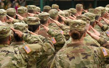 Plaintiffs in the lawsuit include six active-duty military members and two potential enlistees. (Bumble Dee/Adobe Stock)