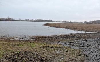 Around 2,000 acres of cropland flood damage was reported at just one farm in northwest Missouri in spring 2019. (Jason Johnson Iowa NRCS/Flickr)