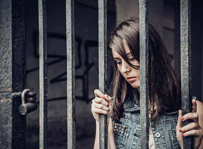Nearly 5,000 Ohio females are incarcerated, one of the highest per-capita rates in the country for women, according to the Ohio Dept. of Rehabilitation and Corrections. (Adobe Stock)<br />
