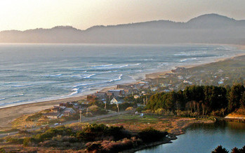 The unincorporated town of Tierra del Mar, Ore., is so small it doesn't have fire hydrants. (Misserion/Flickr)