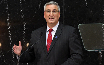 Gov. Eric Holcomb's Teacher Compensation Commission will release recommendations this spring to address the teacher pay gap. (Frank Oliver/DNR/Flickr)