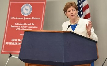 Sen. Jean Shaheen, D-N.H., says dark money is making the work of Congress much more difficult. (Office of Sen. Shaheen)