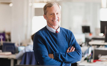 Tom Steyer brings his Democratic presidential campaign to Nevada this weekend, as a keynote speaker for the Progressive Summit in North Las Vegas. (Next Gen Climate)