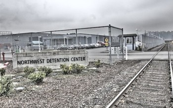 GEO Group's contract to operate the Northwest Detention Center expires in 2025. (Common Language Project/Flickr)
