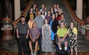 The Iowa Developmental Disabilities Council hopes their causes will not be ignored during the current legislative session. (Iowaddcouncil.org.)