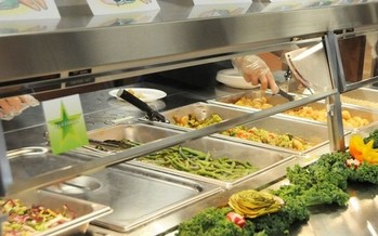A 2019 USDA study found that higher 2012 nutrition standards did not increase food waste from school lunches. (Adobe Stock)