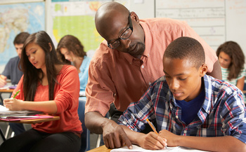 Only 4% of Pennsylvania educators are people of color, compared with 29% of students. (Adobe Stock)