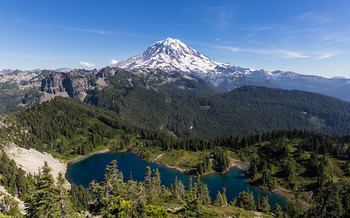 Repair and maintenance costs in Washington state's national parks exceed $420 million. (Jonathan Miske/Flickr)