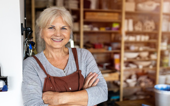 The U.S. Bureau of Labor Statistics says in states like North Dakota, a growing proportion of residents ages 55 and older are either working or looking for work. (Adobe Stock)