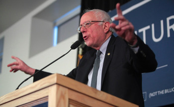 Sen. Bernie Sanders is expected to win the New Hampshire Democratic Primary, according to the latest polls. (Gage Skidmore/Creative Commons)