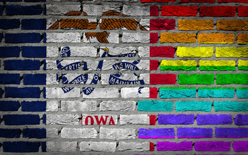 More than 3% of Iowa's adult population identifies as LGBTQ. (Adobe Stock)