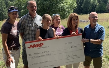 In 2019, Kaniksu Land Trust was awarded a grant to build a more accessible hiking trail. (AARP Idaho)