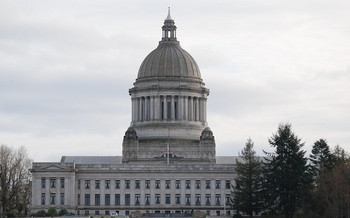 Lawmakers in Olympia are considering a bill that would regulate water-rights sales to water banks. (Steve Voght/Flickr)