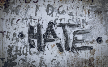 The FBI says Minnesota saw a nearly 15% decline in hate crimes in 2018, but authorities say many of these incidents go unreported. (Adobe Stock)