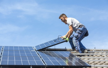 The Virginia Clean Economy Act is expected to jump-start the solar industry in the state. (Adobe stock)