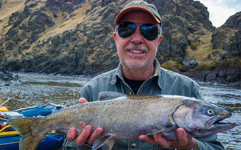 Some fishing communities in Idaho rely on salmon to support their local economies. (Nan Palermo/Flickr)