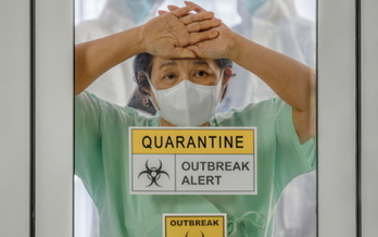 Insurance and medical care costs are a top concern for people potentially infected with the coronavirus. (Adobe stock)<br />