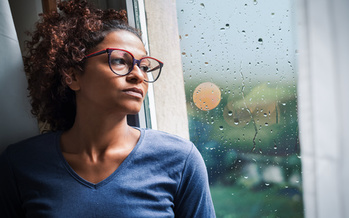 To avoid stress during the COVID-19 crisis, mental-health experts suggest relying only on information from public health agencies and not social media. (Adobe Stock)