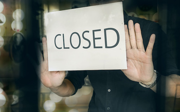 A survey of Seattle-area small businesses this week found more than 40% might have to close entirely because of fallout from the novel coronavirus. (coolhand1180/Adobe Stock)