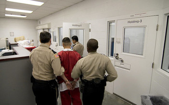 No one has tested positive for coronavirus at the Northwest Detention Center, according to ICE. (Common Language Project/Flickr)