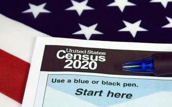 Families who have not filled out their census forms by mid-May will receive paper forms in the mail and could be contacted by Census Bureau workers. (Driftwood/Adobe Stock)