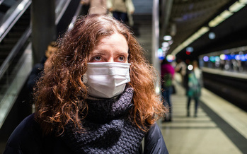 Air pollution may put people at higher risk for developing severe COVID-19 illness, scientific studies have found. (Adobe Stock) <br />