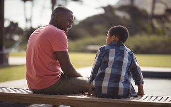 North Dakota health officials say parents should talk to their children about COVID-19 using a calm, factual approach that minimizes anxiety or fear. (Adobe Stock)