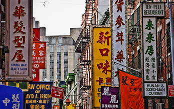 Foot traffic in American Chinatowns has dropped more than 50 percent since January over fears of contracting the coronavirus. (Adobe stock)