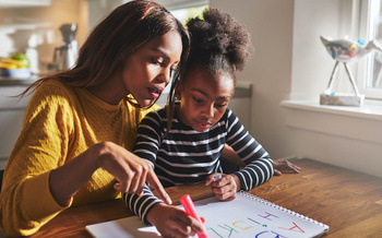 The toolkit has tips and resources to help keep children engaged, active and learning while schools are closed. (Flamingo Images/Adobe Stock)