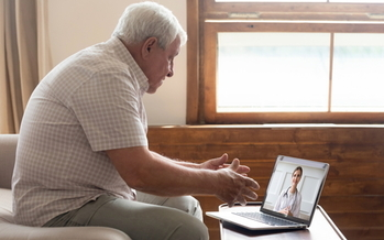 Millions of older Americans who receive Medicare can now access telemedicine services, even if they're not living in rural areas. (Adobe Stock)