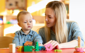 Early childhood education is critical to children's future learning potential. (Oksana Kuzmina/Adobe Stock)